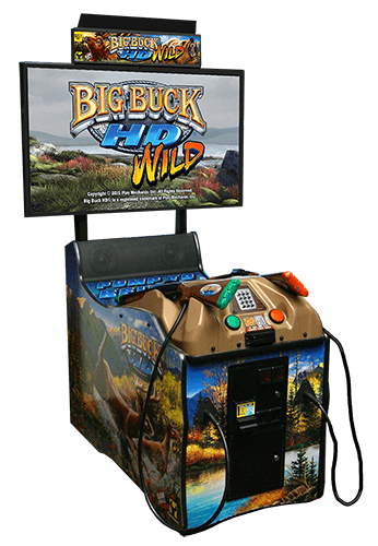 Big Buck HD Wild Gaming Machine