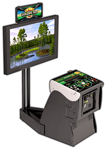 Golden Tee Golf Gaming Machine